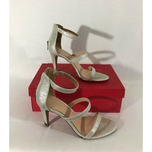 Kelly & Katie High Heel Shoes Silver Size 10
